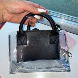 Ariana grande clear bag